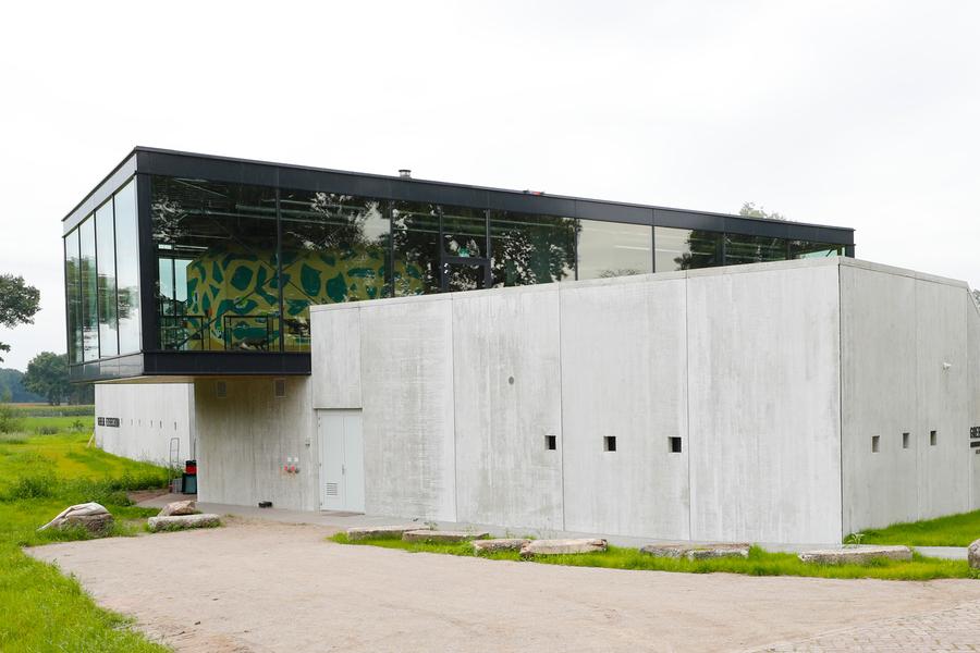 Bezoekerscentrum Grebbelinie - Fort aan de Buursteeg
