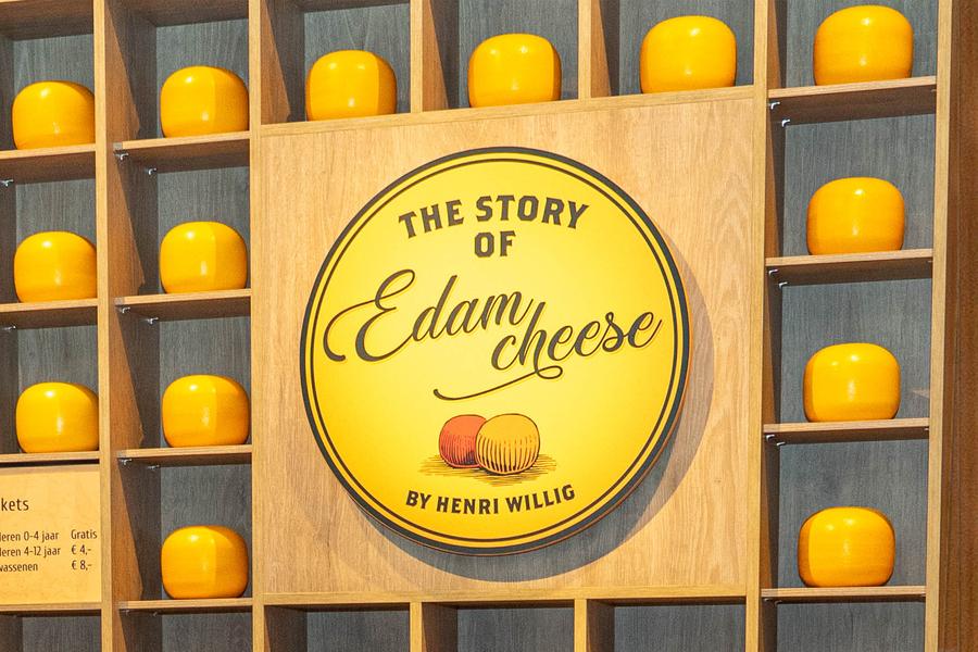 The story of Edam cheese - Edam