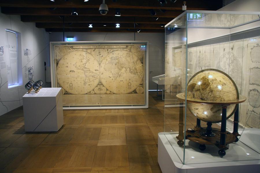 Blaeu's wereld in kaart - Het Scheepvaartmuseum
